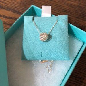 Tiffany Knot Pendant